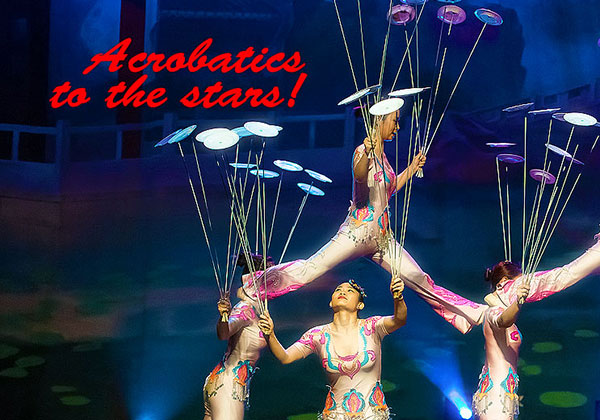 Acrobatics to the Stars!